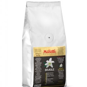 Bazil Single Origin Coffee by Musetti, 250 g bag