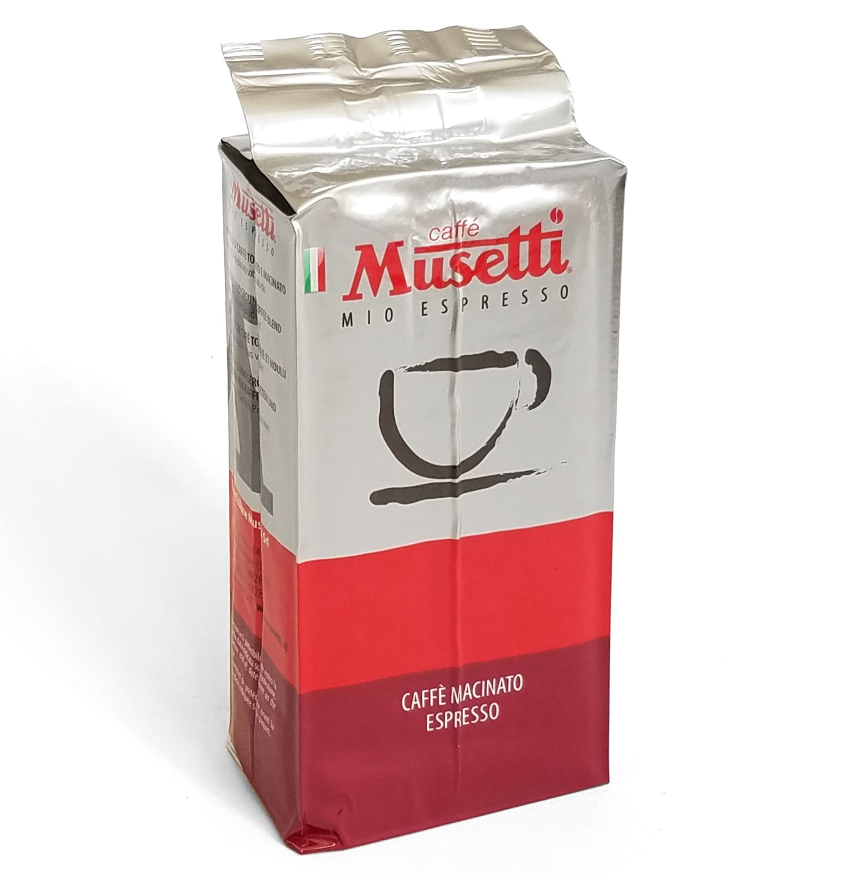 Musetti Coffee - Rosa Espresso - 250 gr (8.8 oz) Ground